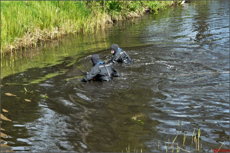 Hulpdiensten uitgerukt voor skelter in water
