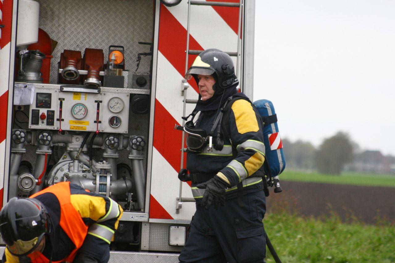TAS-HD brandweerwedstrijden gewonnen door Wommels
