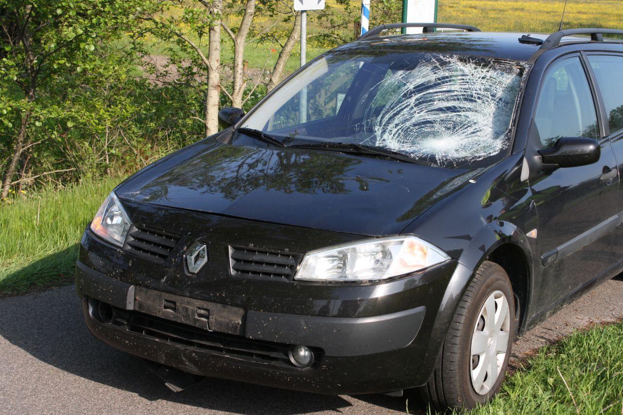 Fietser overleden na aanrijding met auto *Update*