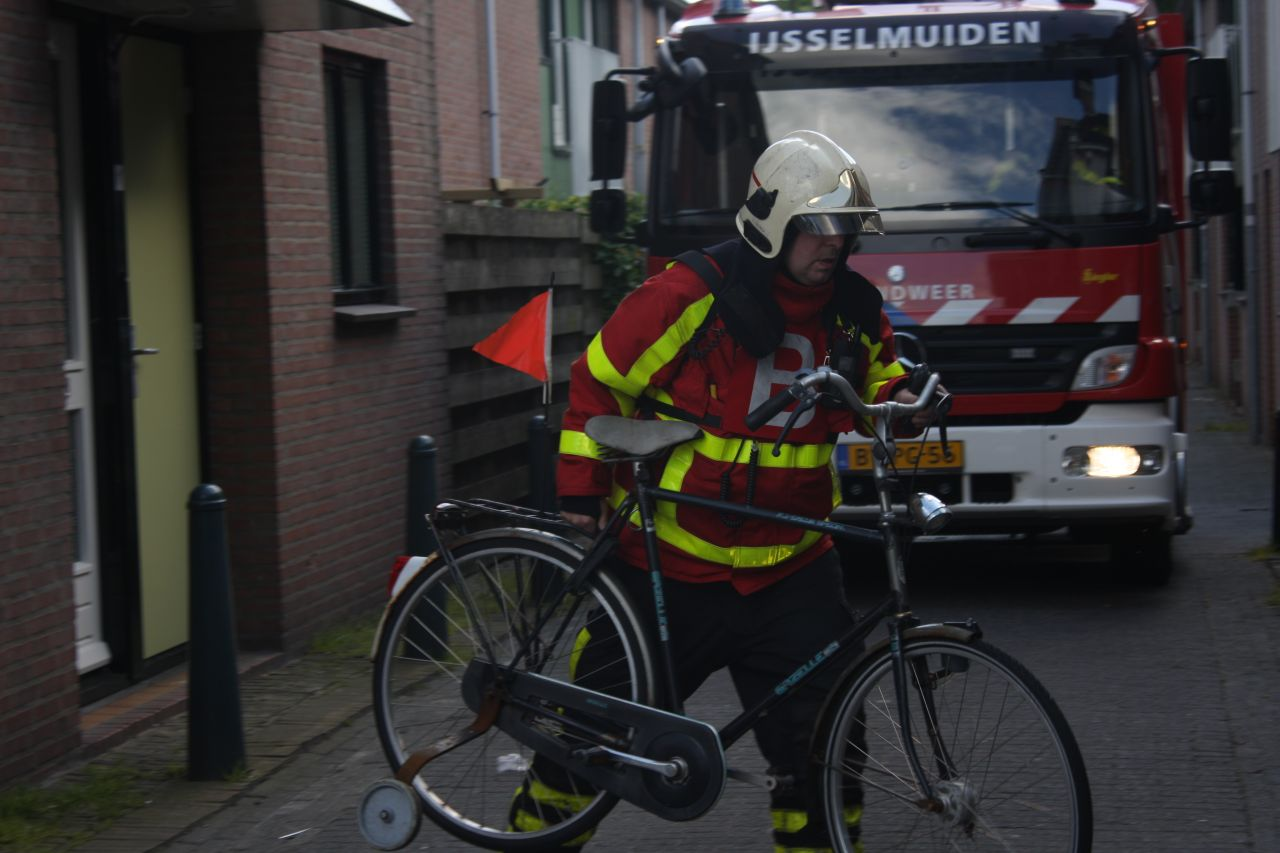 Veel bekijks bij brandweer wedstrijden