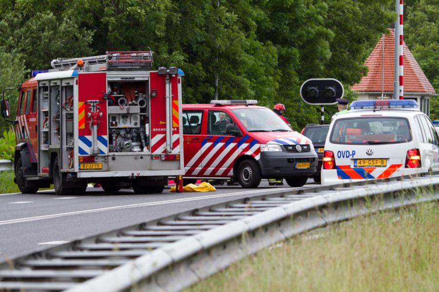 Dodelijk ongeval op N31