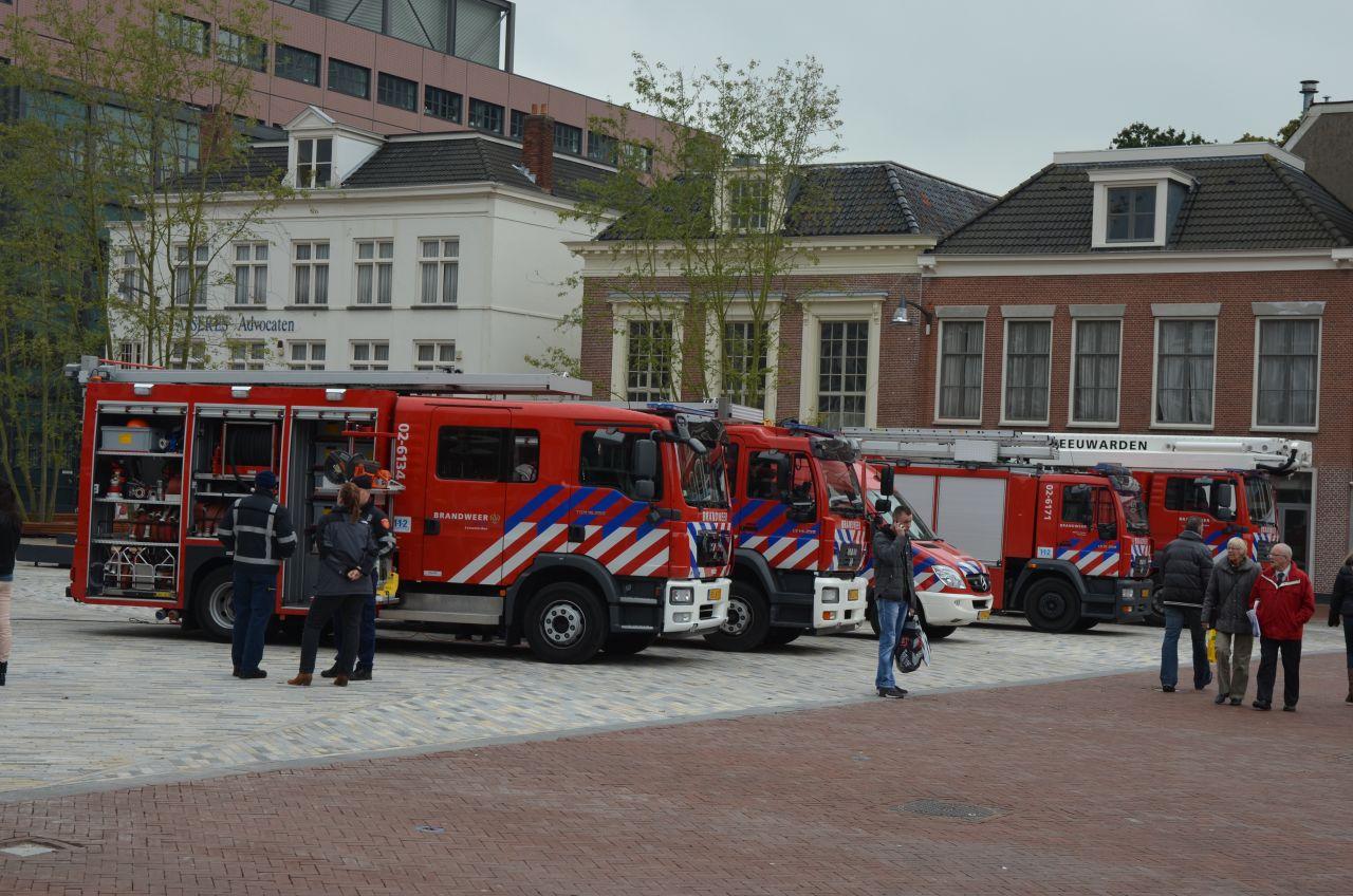 Brandpreventie weken + Streetparade taptoe