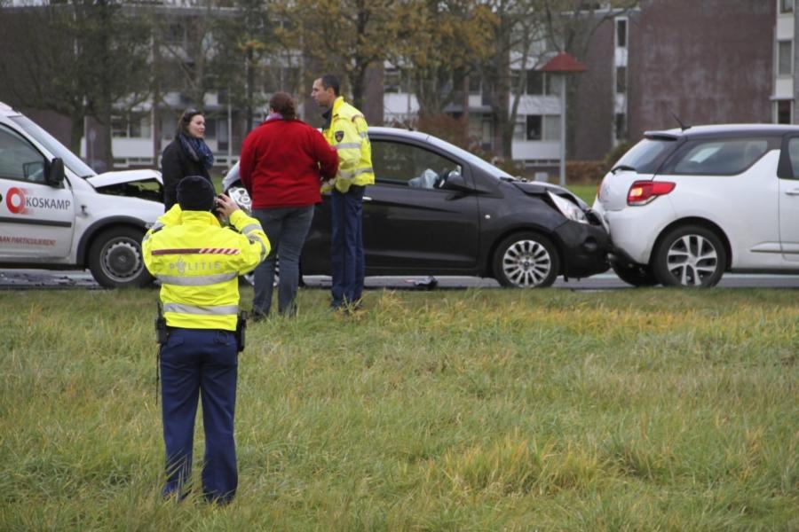 Twee gewonden bij ongeval N31?