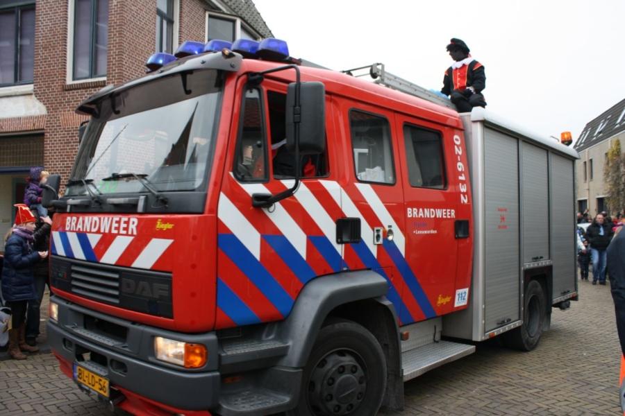 Sint Nicolaas intocht 2012
