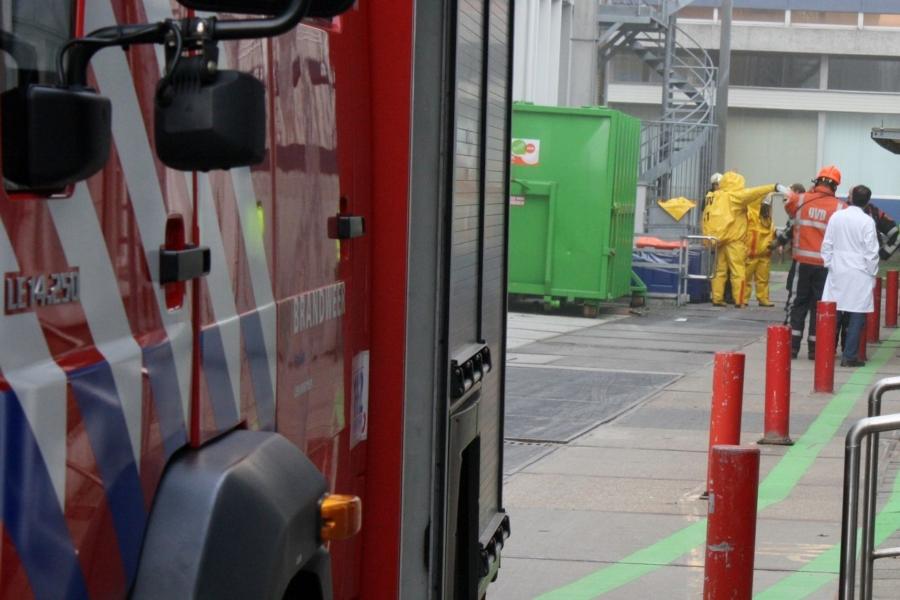 Gevaarlijke stoffen vrijgekomen bij Friesland Campina (Update)