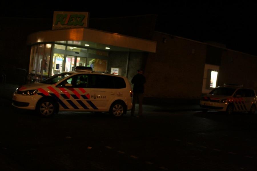 [Update]Opnieuw overval op Poiesz supermarkt