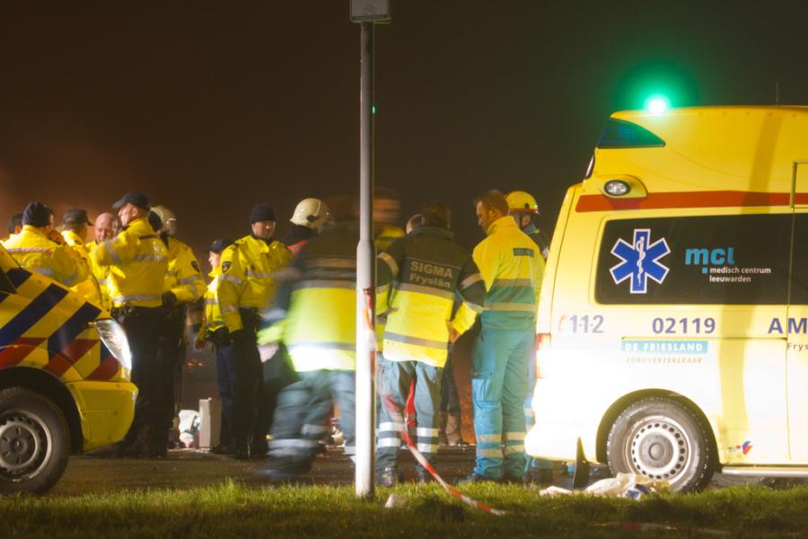 [Update] Dode en zestien gewonden bij ongeval