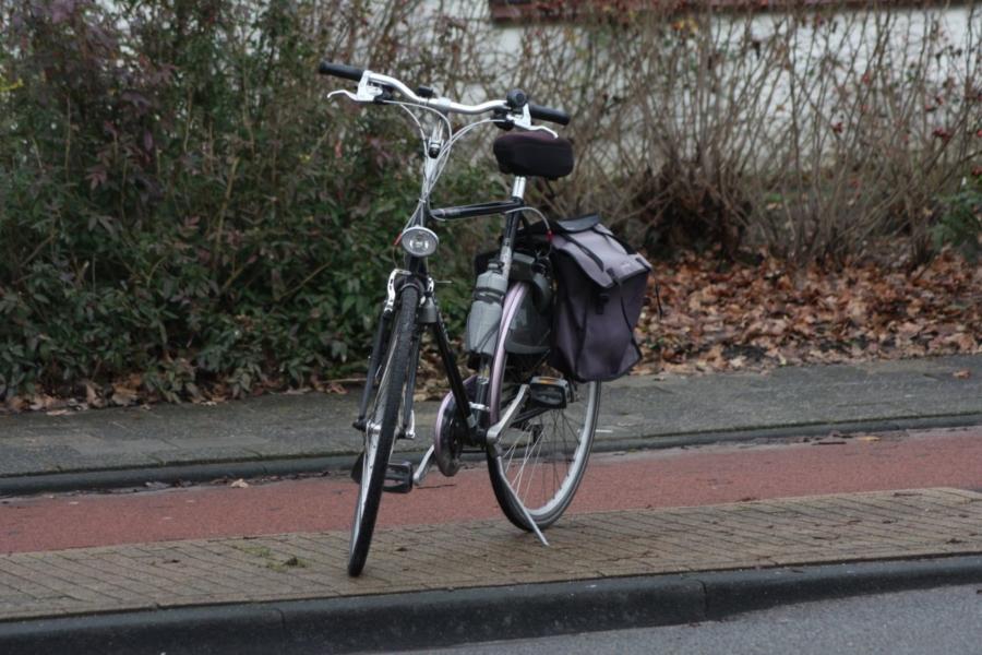 -Update- Aangereden fietser overleden