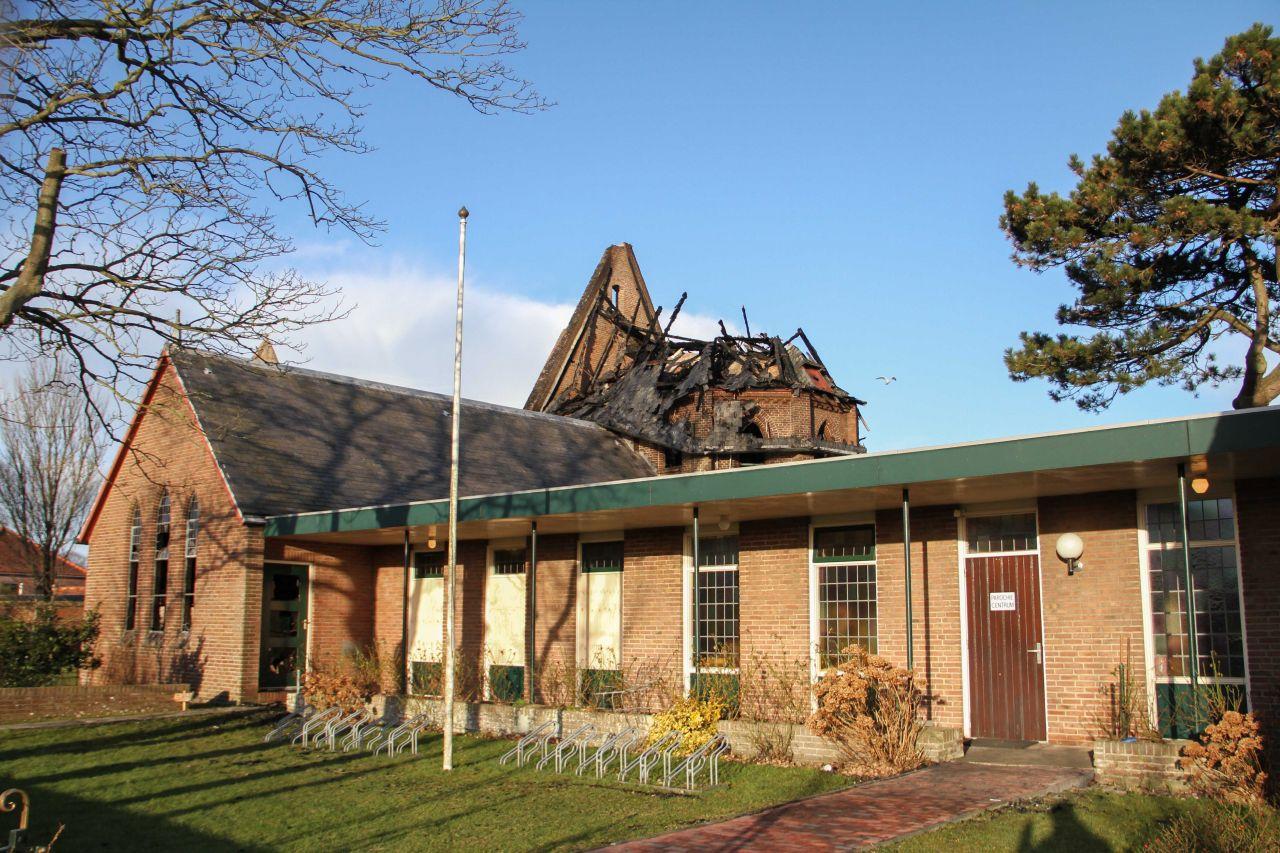 Brandoorzaak St. Clemenskerk nog onduidelijk?