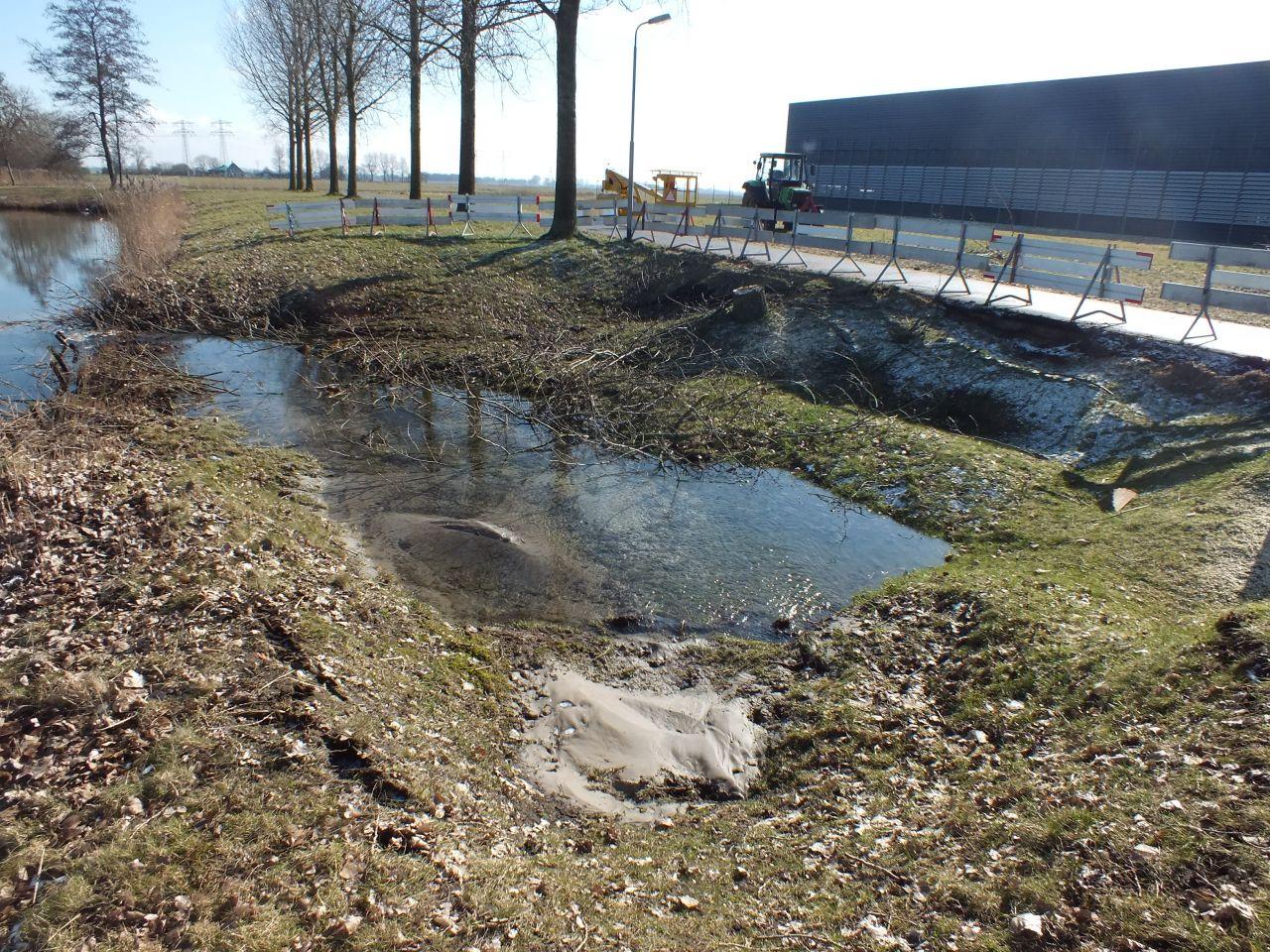 Geen water in Leeuwarden [Update: 13-maart 13:00 uur
