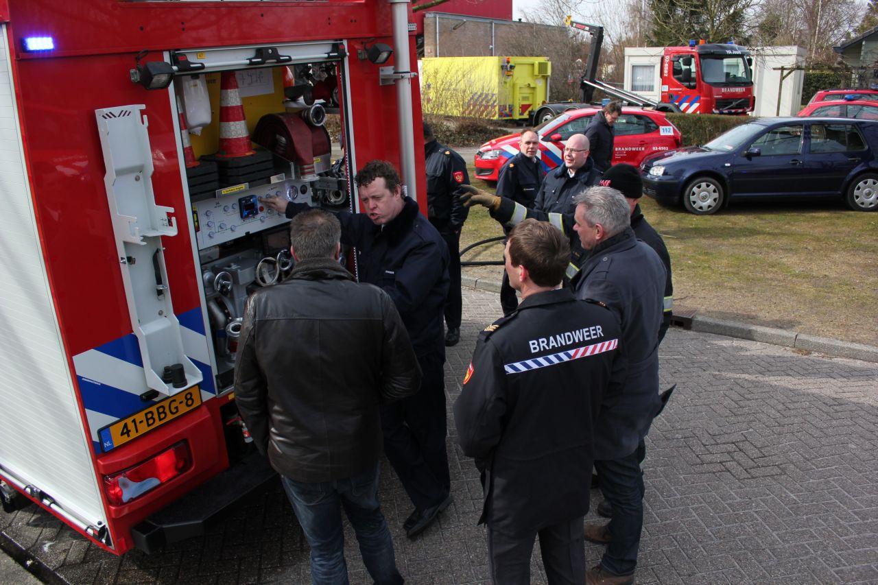 Nieuw materieel voor drie brandweerkorpsen