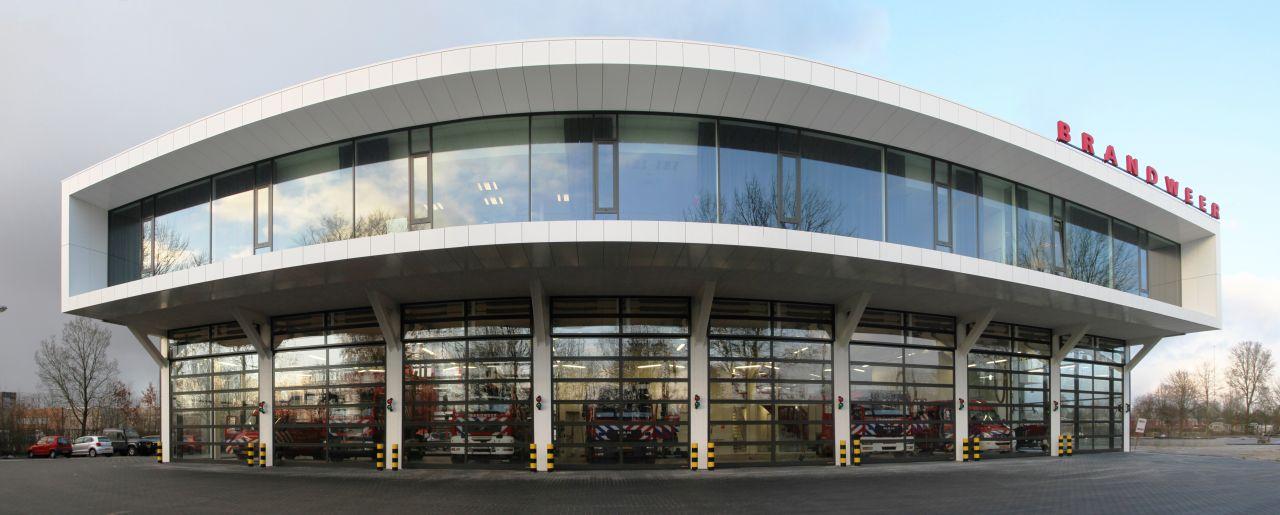Open dag en openingsact voor nieuwe brandweerkazerne Aldlânsdyk