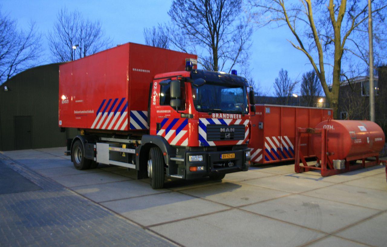 Spectaculaire opening nieuwe brandweerkazerne