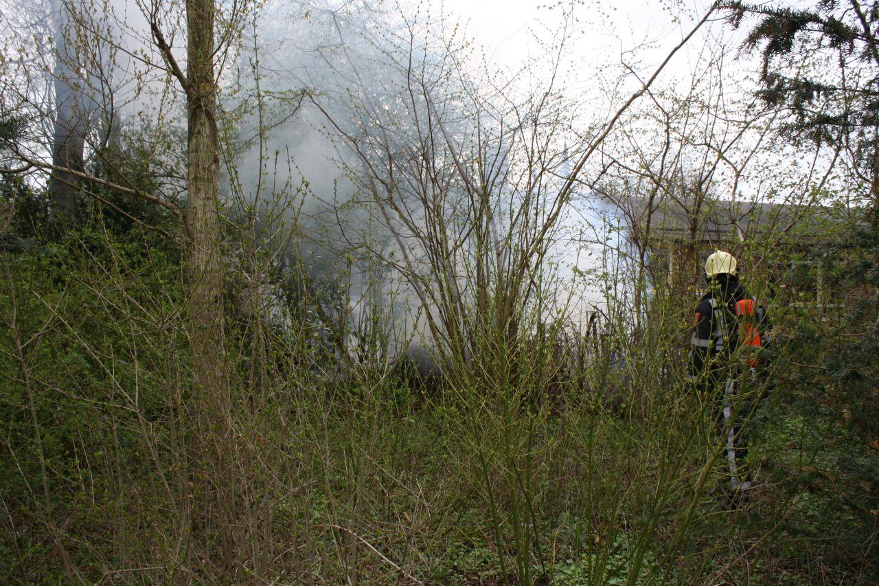 Opnieuw brand in Cambuursterhoek