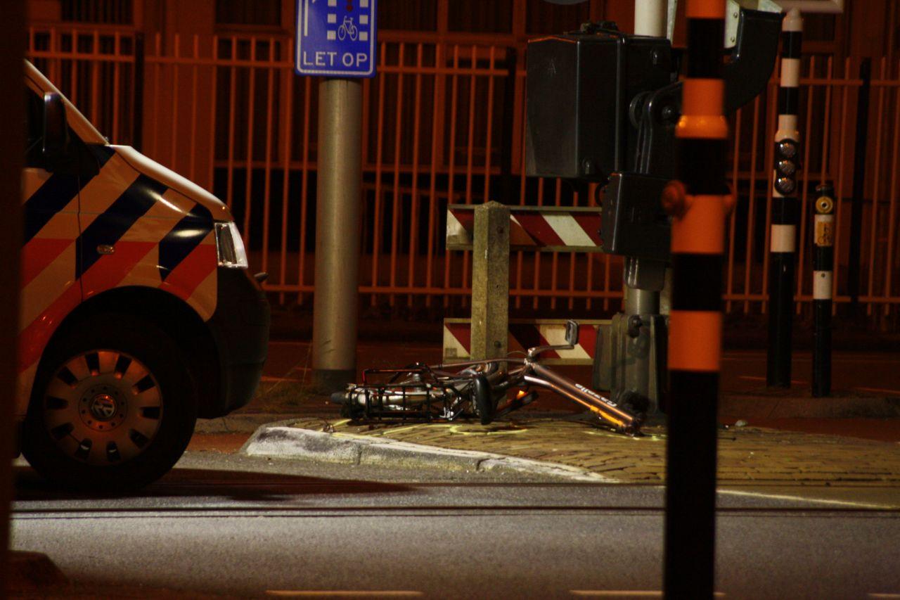 Man omgekomen na aanrijding met trein