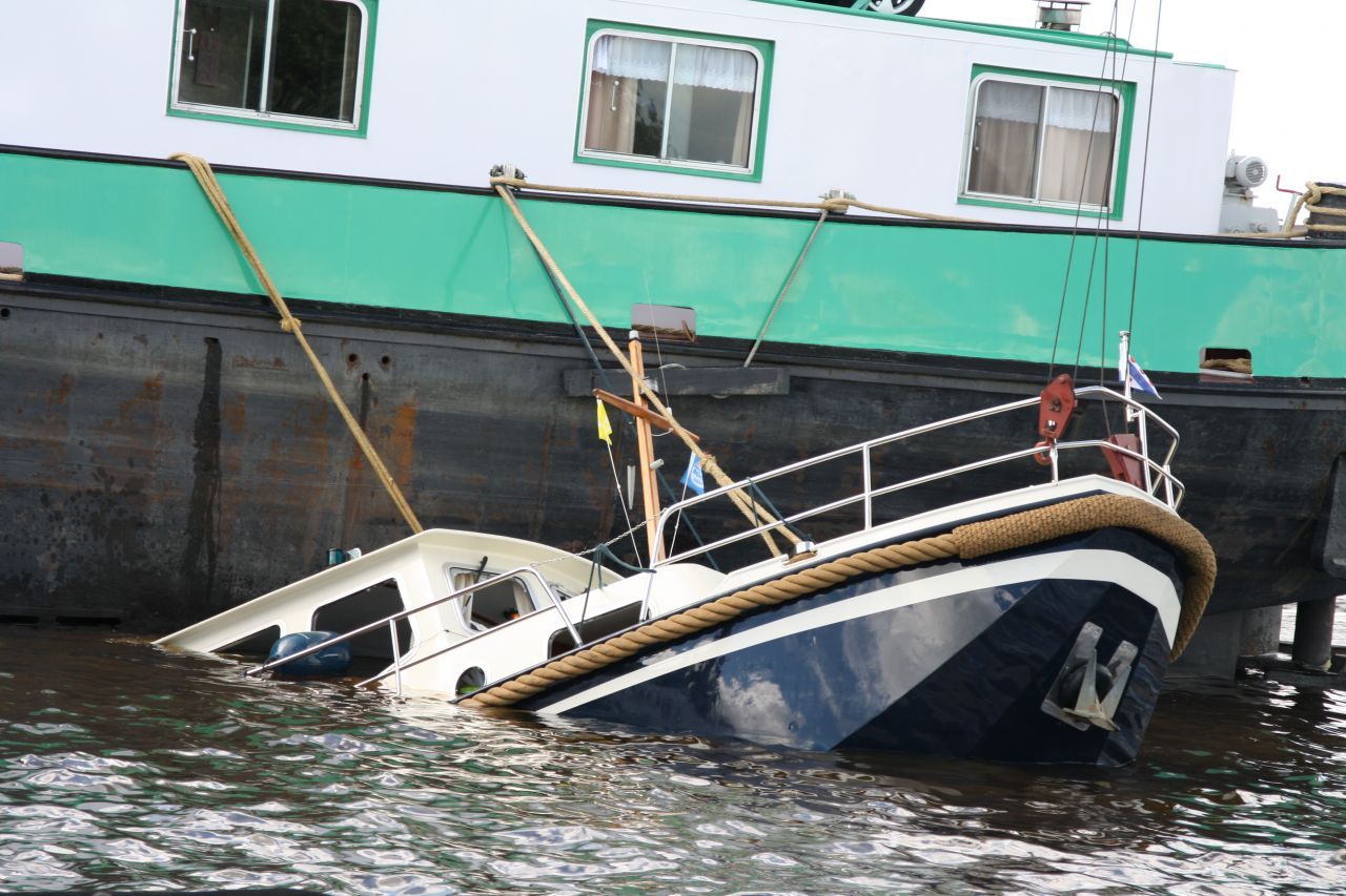 Echtpaar overleden bij scheepvaartongeluk [update 28-6]