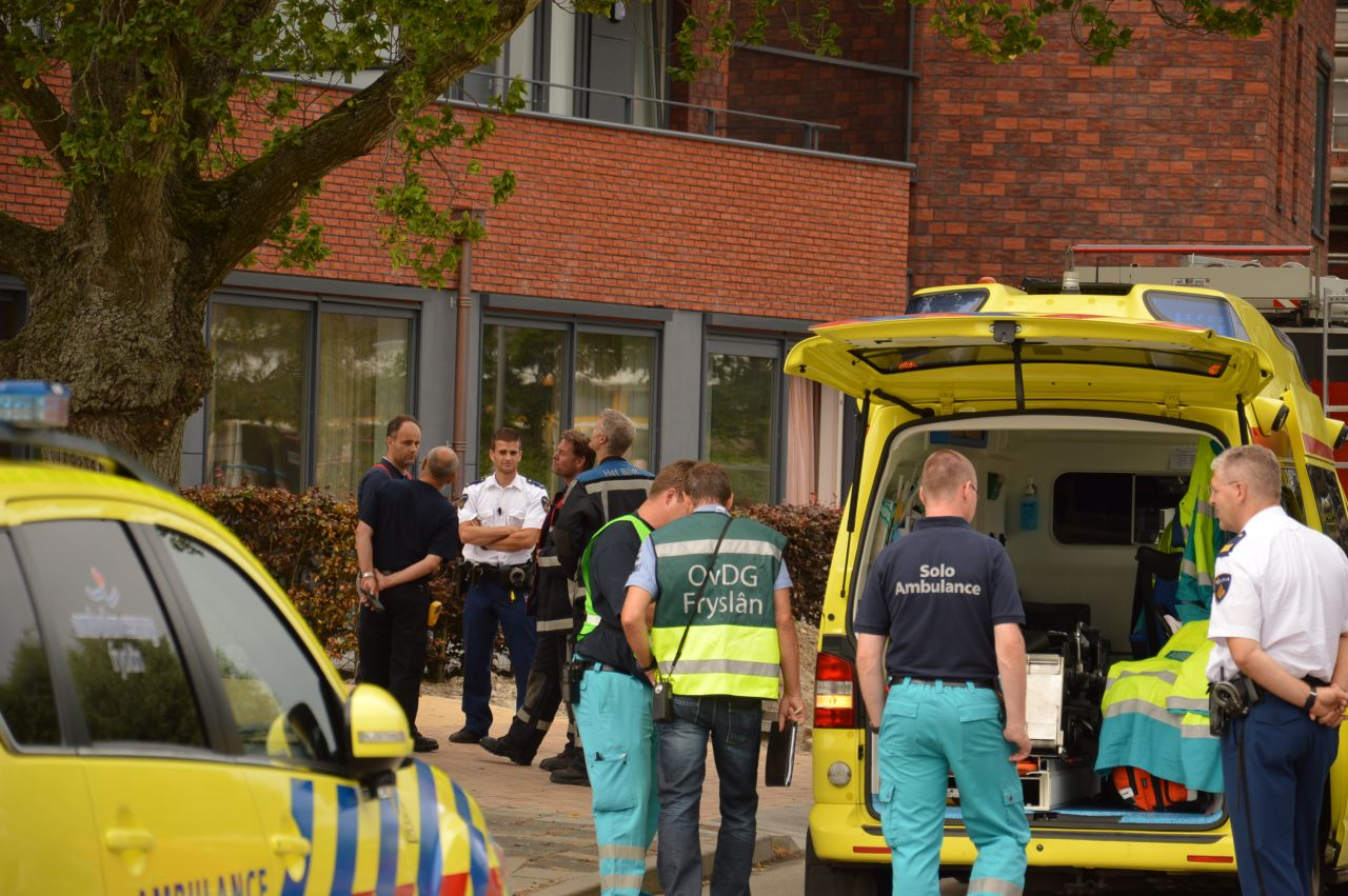 Brandje in zorgcentrum Het Bildt