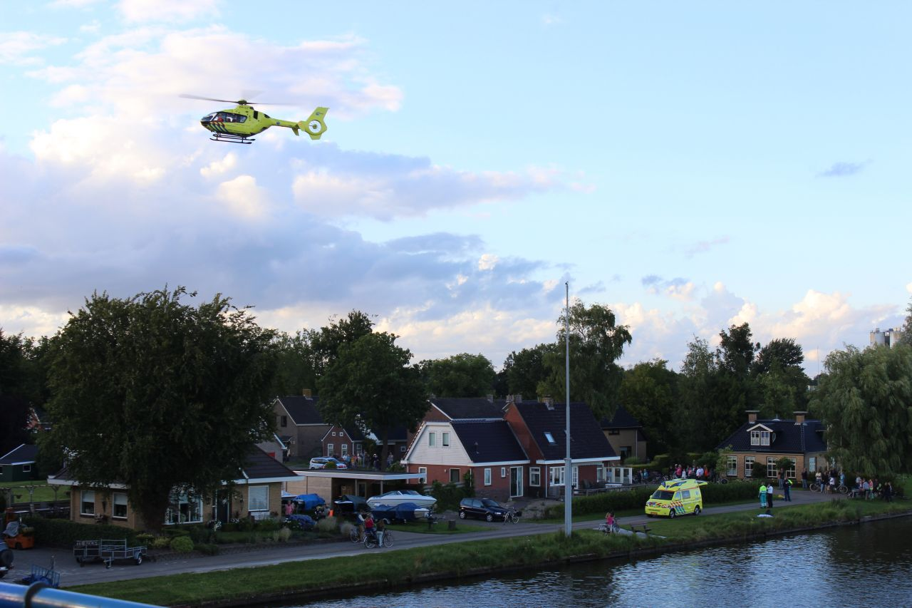 Bestuurder scootmobiel verdronken in kanaal