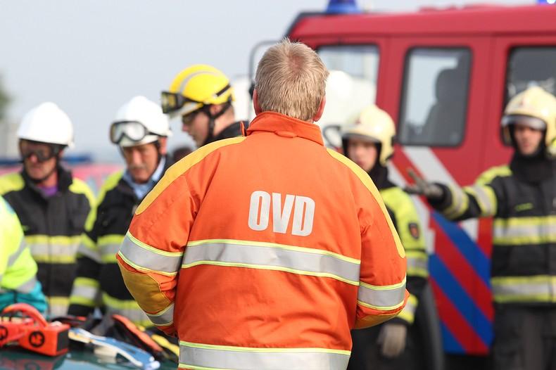 Bestuurster gewond bij ongeval Opperhaudmare