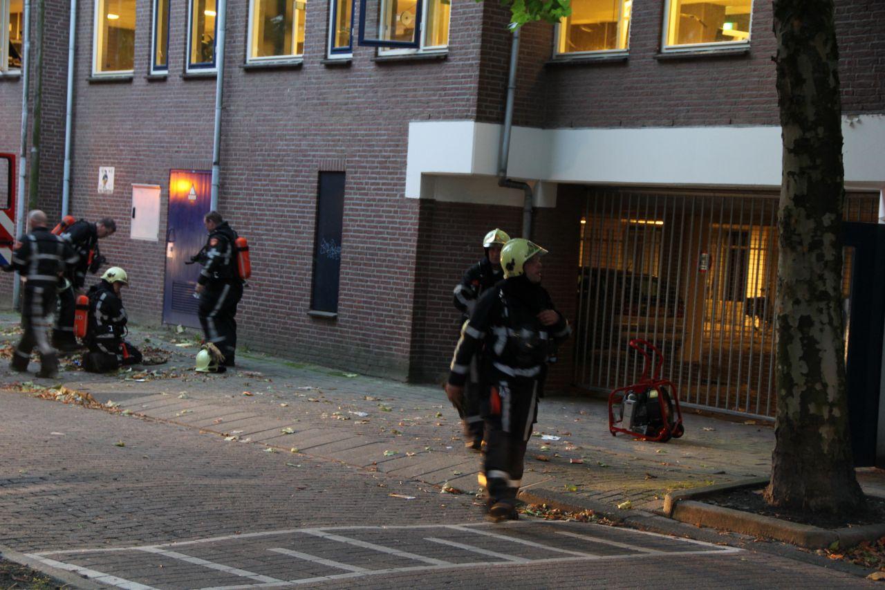 Uitslaande brand verwoest appartement