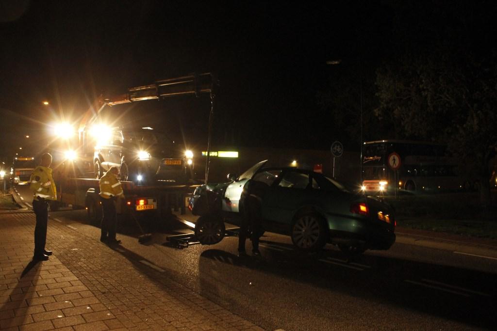 Geen gewonden bij ongeval Harlingen