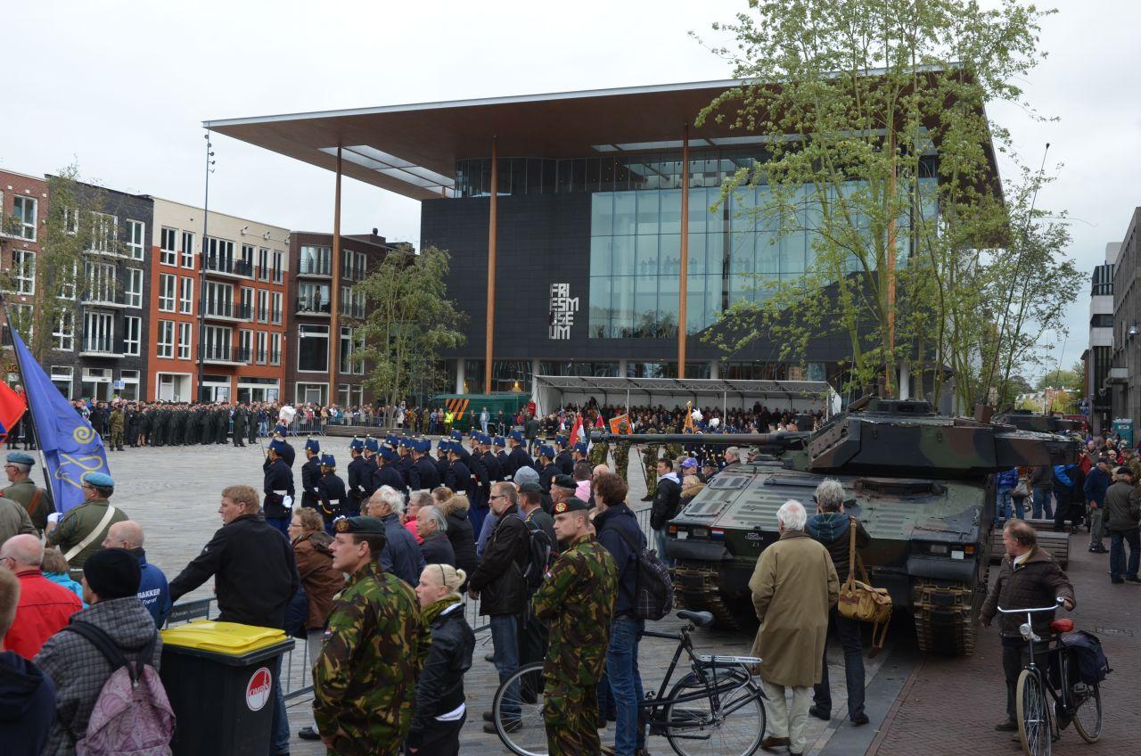 Regimentsdag Leeuwarden
