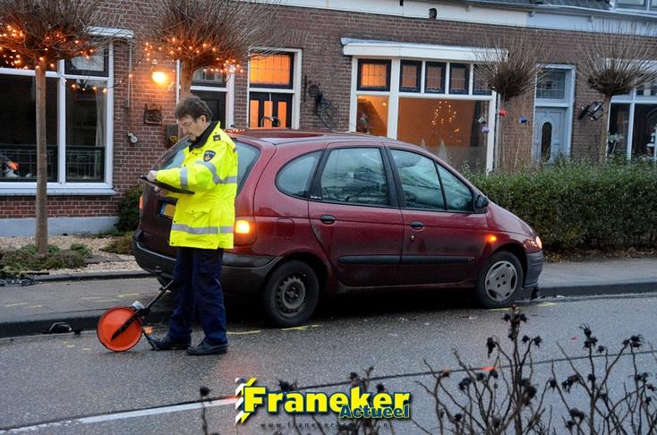 Fietsster geschept door auto: politie zoekt getuigen