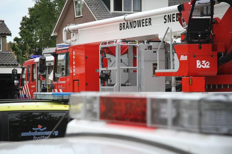 Brandweer en ambulancedienst: beheersbare jaarwisseling