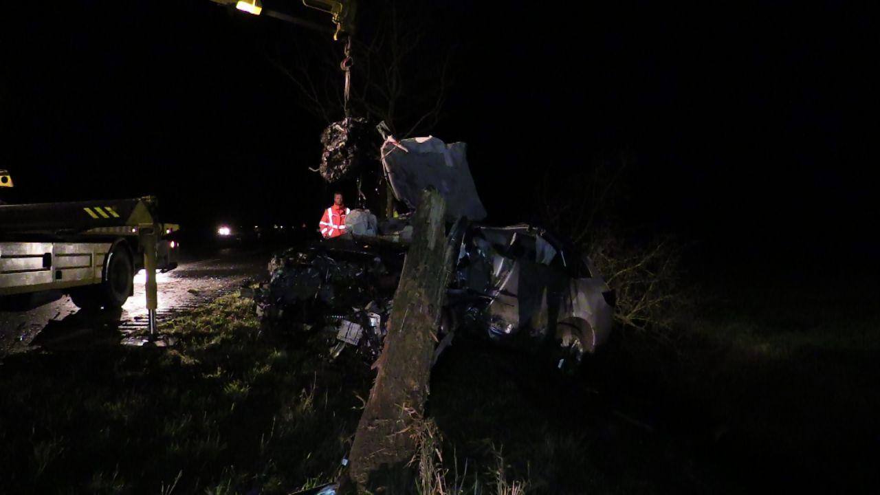 Man uit Wolvega verongelukt bij ongeval Luttelgeest