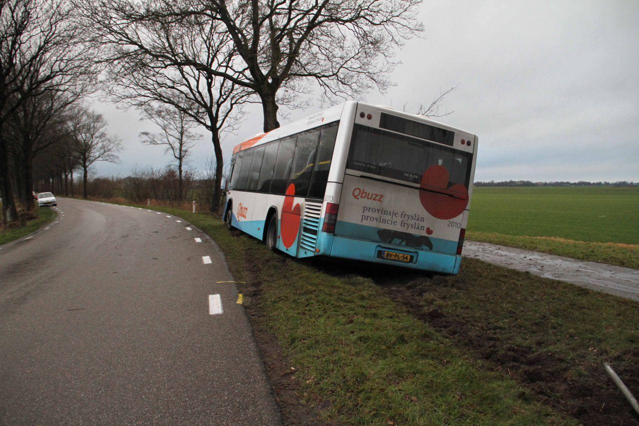 Meerdere gewonden na ongeval met lijnbus [foto-update]
