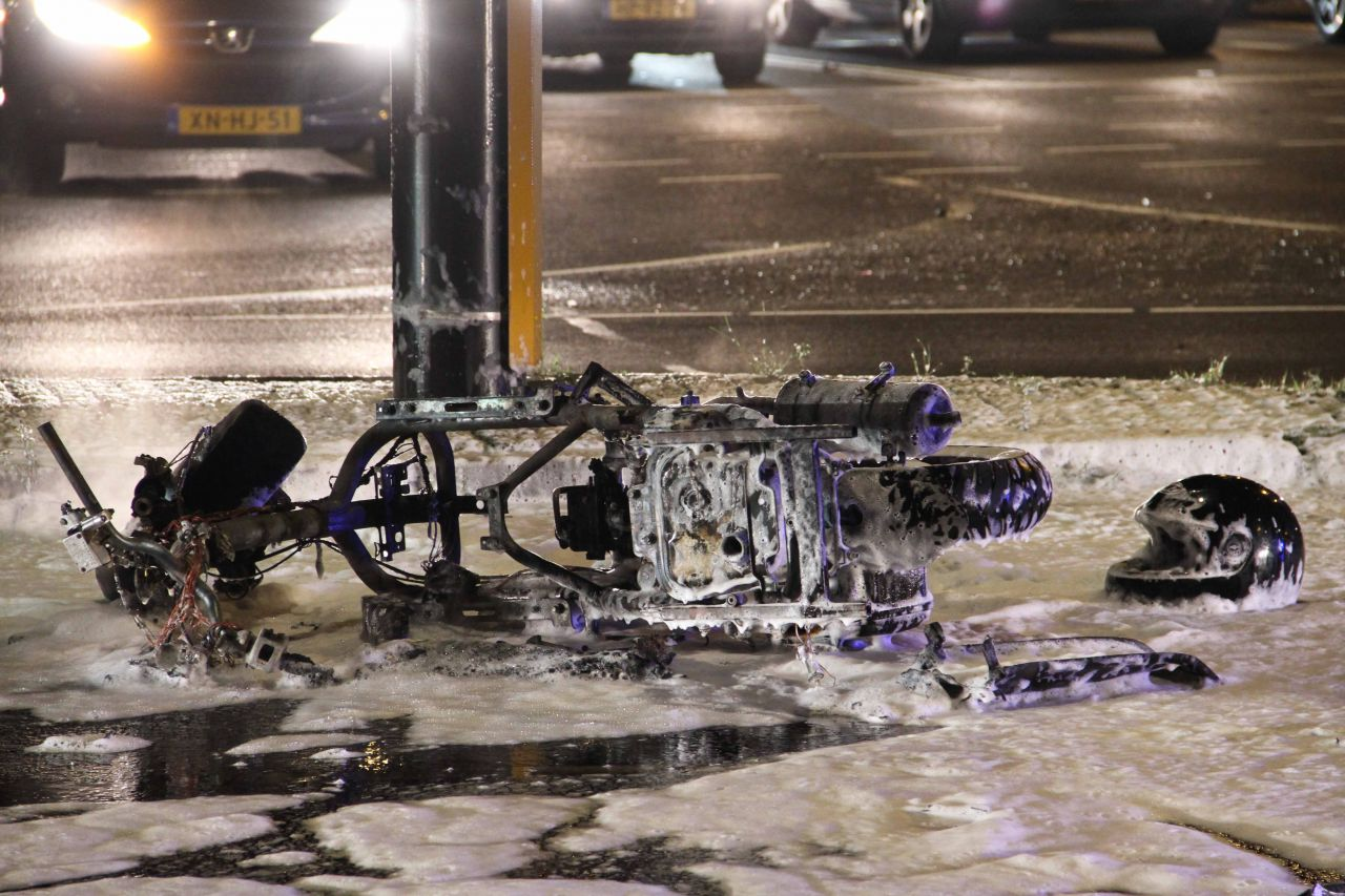 Ernstig ongeval met scooterrijder: doorrijder gezocht [update ma. 16:30]