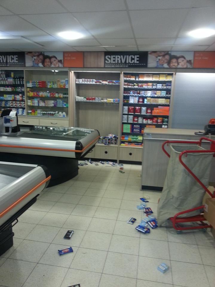 Rookwaar gestolen uit supermarkt: dader(s) spoorloos