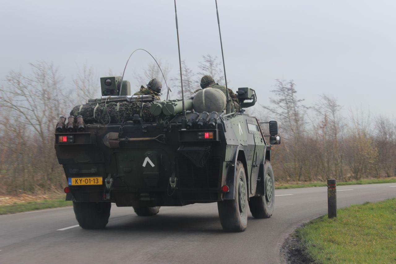 Friesland komende week toneel van militaire oefening