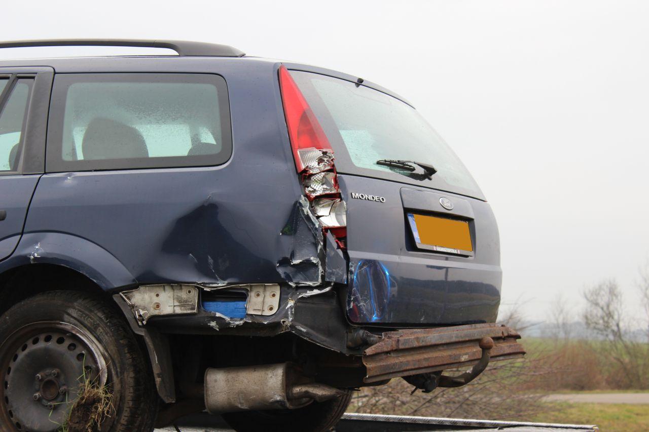 Ongeval op de N381