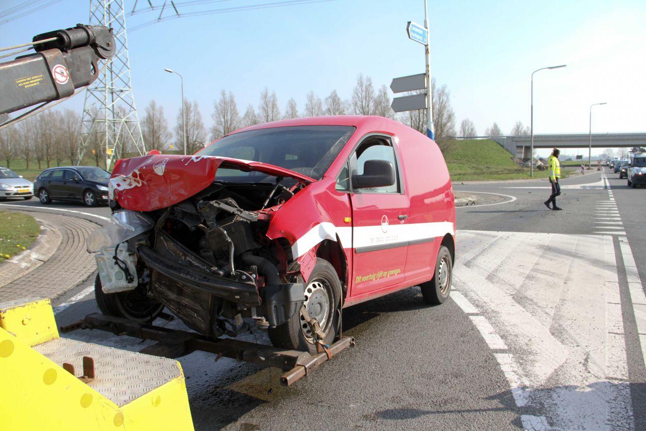 Twee gewonden bij fors ongeval Hemriksein