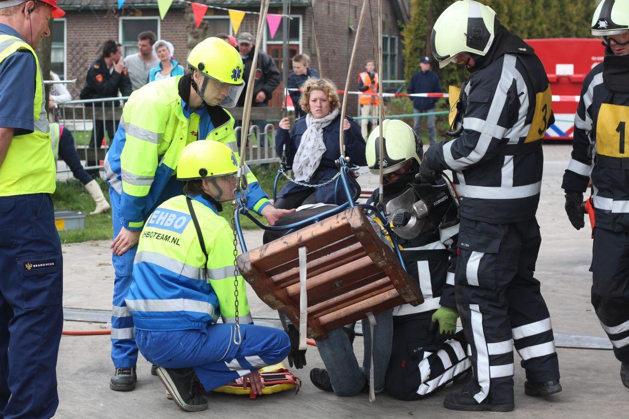 Kermis verloopt rampzalig: meerdere gewonden