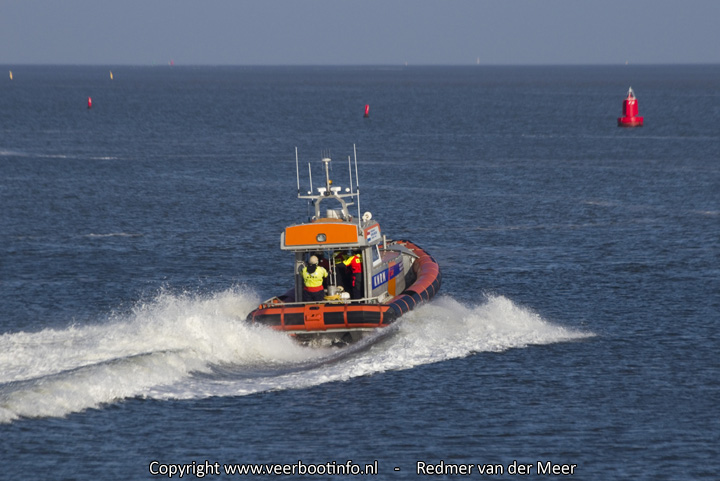 Grote zoekactie naar vermiste man op zee [update paaszondag]