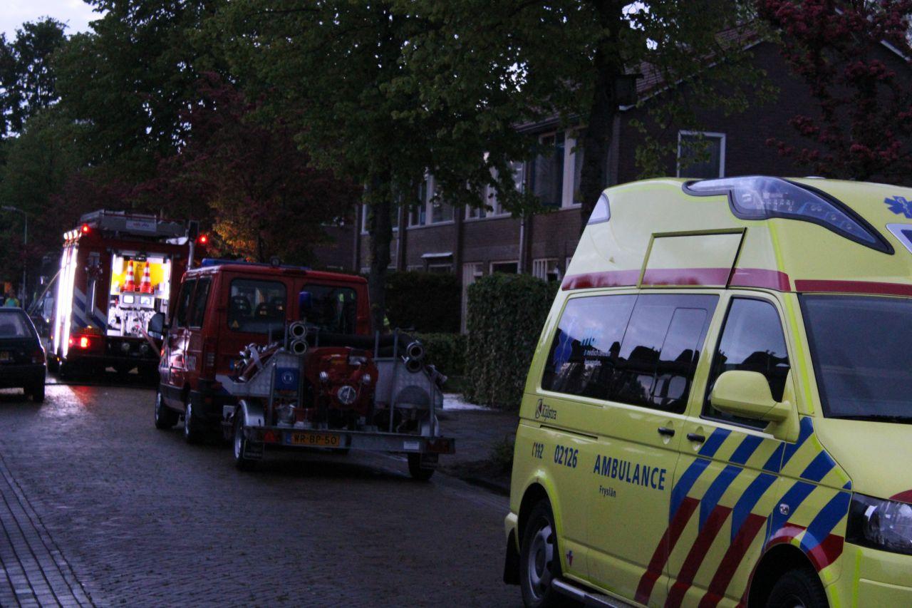 Brand in meterkast: twee straten zonder stroom