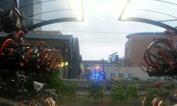Snackbarmedewerkster mishandeld op station Leeuwarden