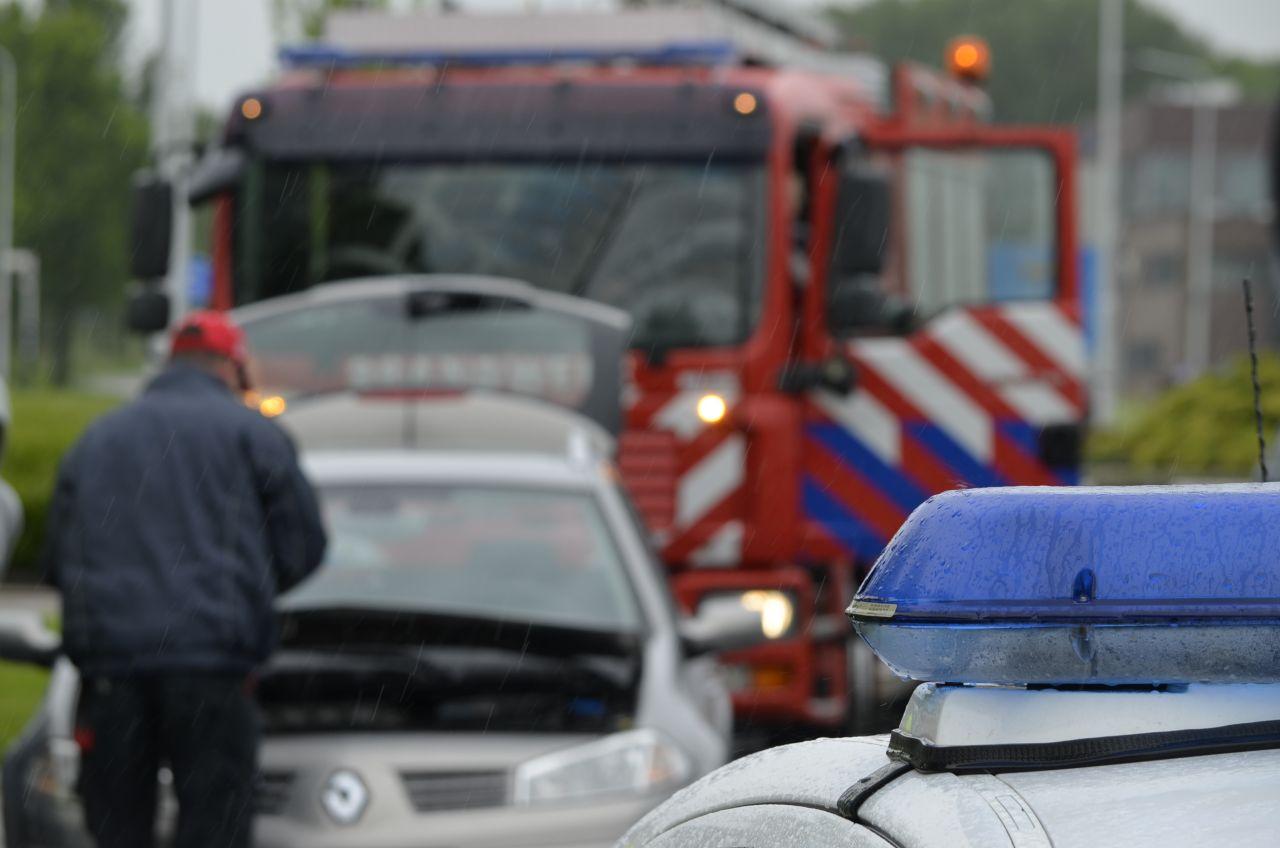 Stoomvorming zorgt voor brandweerinzet