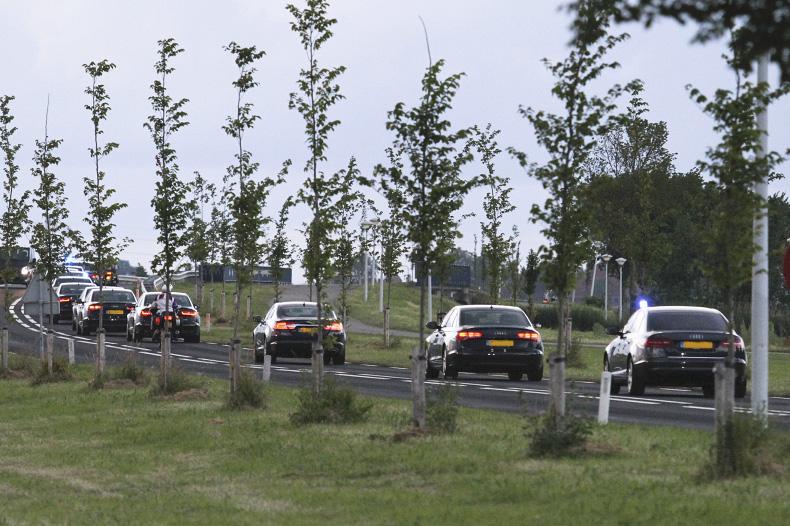 Bijzondere colonne op de Friese wegen