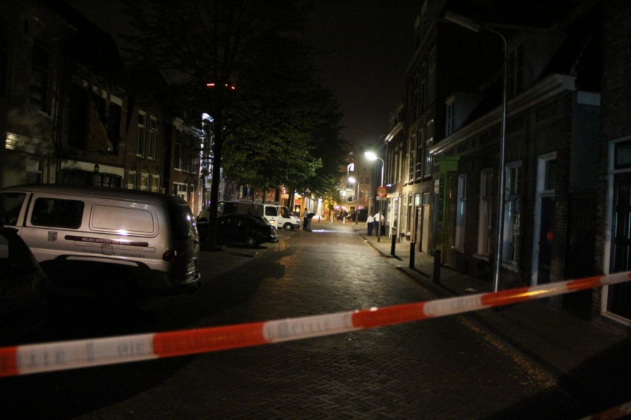 Man neergeschoten in Leeuwarden