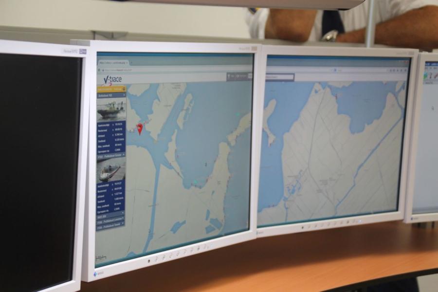 Sneller hulp op Friese meren met V-trace