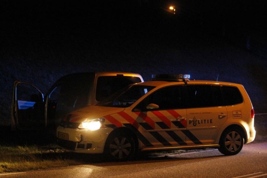 Twee mannen aangehouden na wilde achtervolging