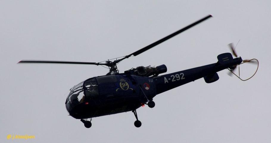 Search & Rescue meet vanaf vliegbasis Leeuwarden