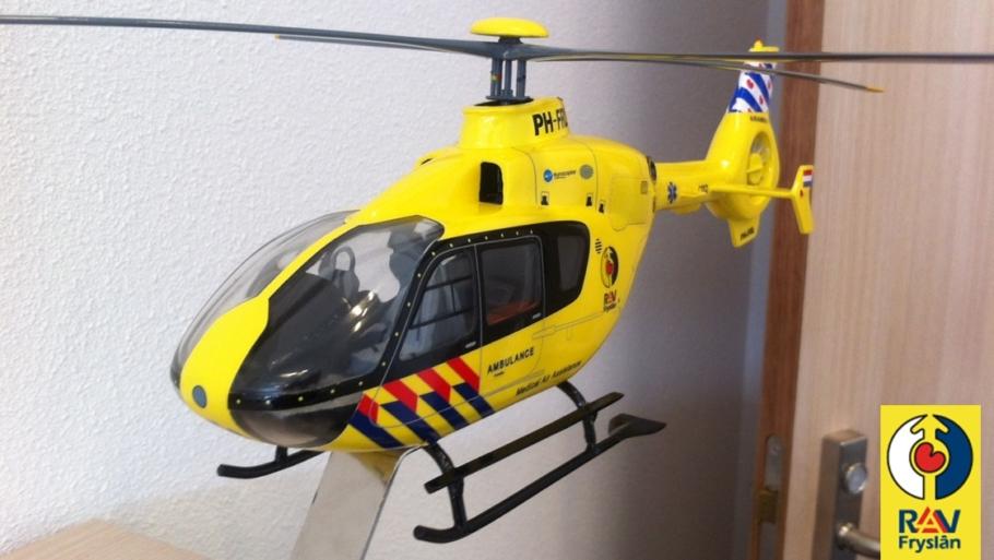RAV Fryslân neemt patiëntenvervoer Wadden over
