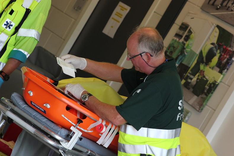 Hulpverlening bij rampen: 'verdieping op de normale opleiding'