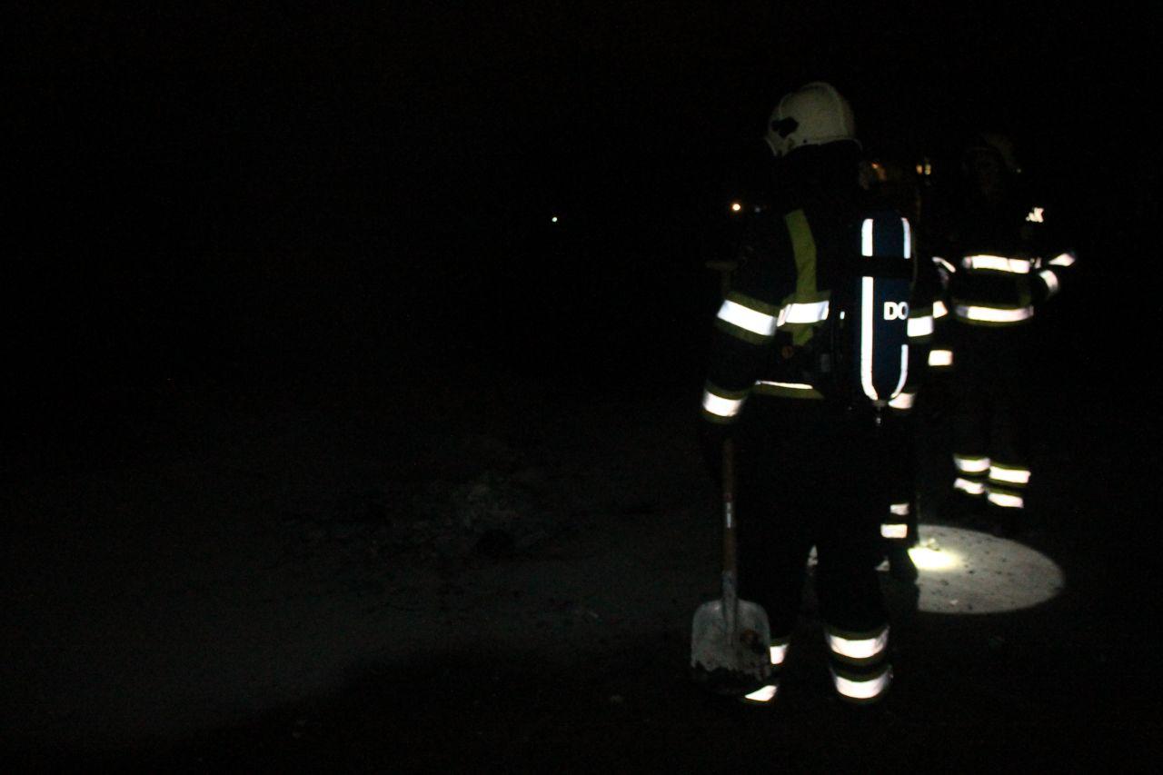 Opnieuw containers in brand gestoken