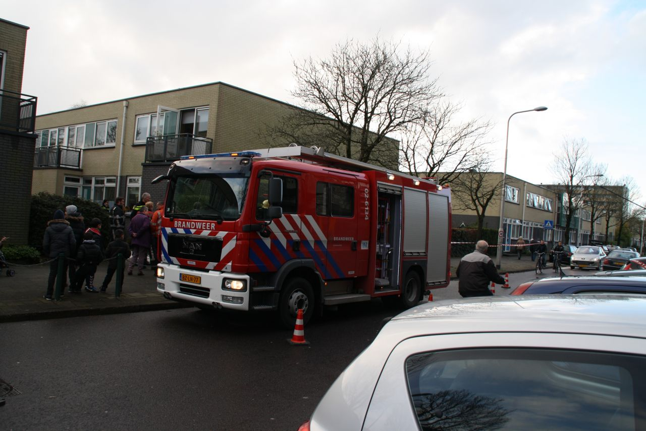 Getuigen gezocht: brandstichting in woning