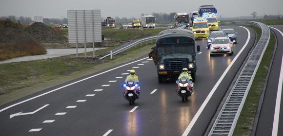 De Haak om Leeuwarden geopend